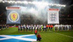 What England's WC Qualifying Record Means Versus Scotland