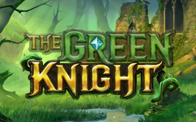 The Green Knight Online Pokie