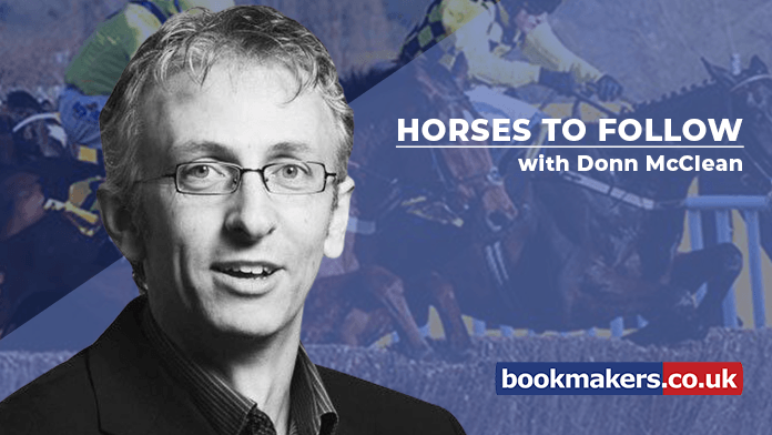 Donn McClean's Horses To Follow: March 2nd - 10th