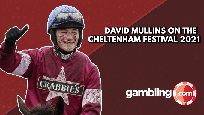 David Mullins' Cheltenham Festival Day One Tips