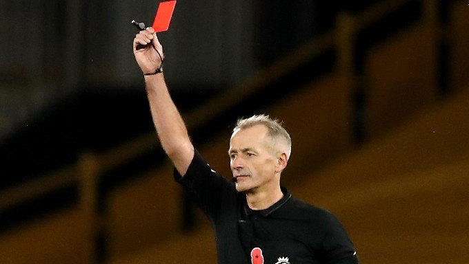 Which Premier League Referees Give Most Penalties & Bookings?