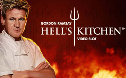 Gordon Ramsay: Hell's Kitchen Online Pokie