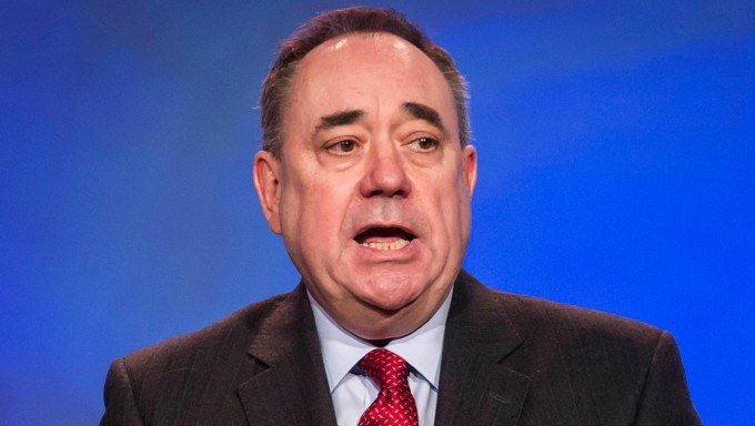 Alex Salmond Gets First Minister Odds Boost Amid New Party