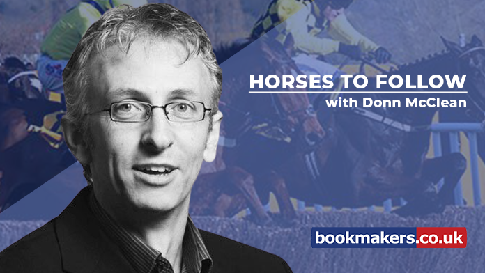 Donn McClean's Horses to Follow: March 23rd - 28th