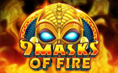 9 Masks of Fire Online Pokie
