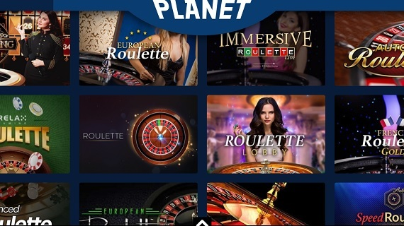 Casino Planet live