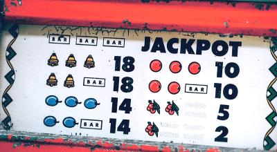 Största vinsterna på jackpots - online vs landbaserade