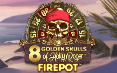 8 Golden Skulls of Holly Roger Megaways Online Pokie