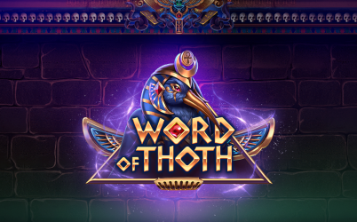 Word of Thoth Online Slot