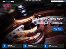 Betway Casino Lobby Screenshot