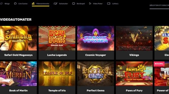 Hyper casinospel