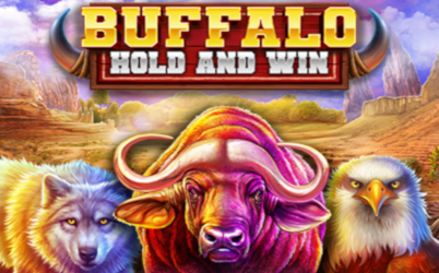 Buffalo Hold and Win Online Slot