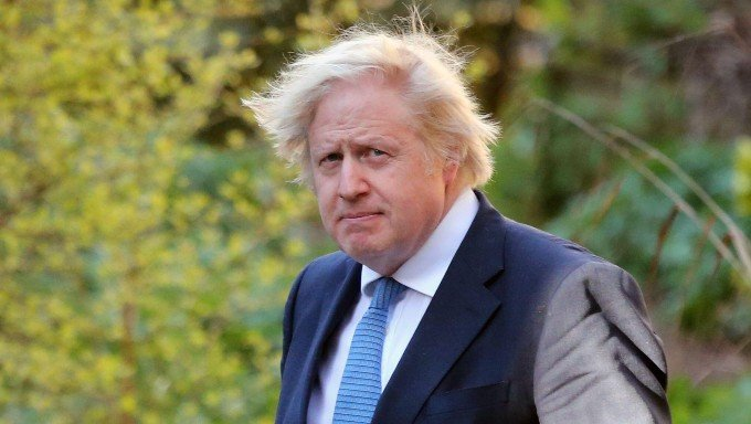 Boris Johnson Exit Odds Plummet After Covid Lockdown 'Comments'