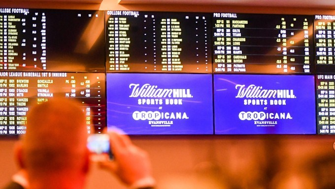 William Hill Sportsbooks to be Rebranded as Caesars