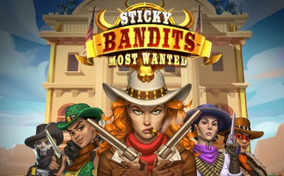 Sticky Bandits 3 Most Wanted Online Pokie