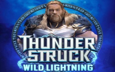 Thunderstruck Wild Lightning Pokie