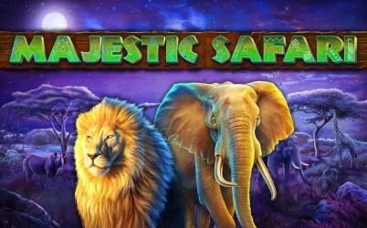 Majestic Safari Online Pokie