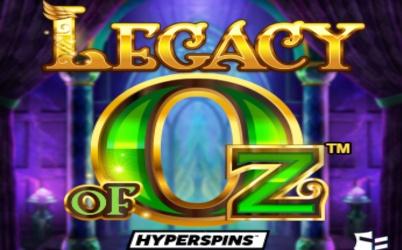 Legacy of Oz Online Pokie