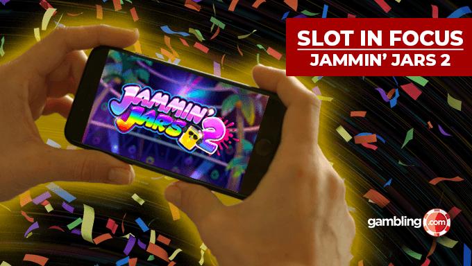 Online Slot In Focus: Jammin' Jars 2 By Push Gaming