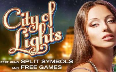 City of Lights Online Slot