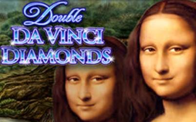 Double Da Vinci Diamonds Slot