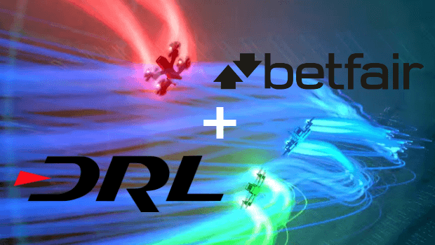 First Official Drone Racing Betting Market Opens at Betfair