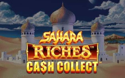 Sahara Riches: Cash Collect Online Slot
