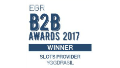 Yggdrasil Earns Slot Provider Honors at EGR B2B Awards 2017