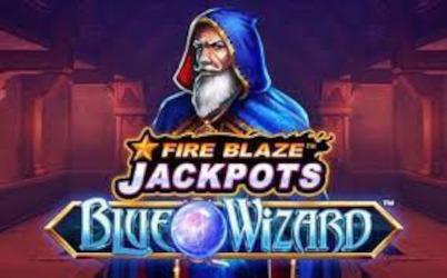 Fire Blaze: Blue Wizard Online Slot