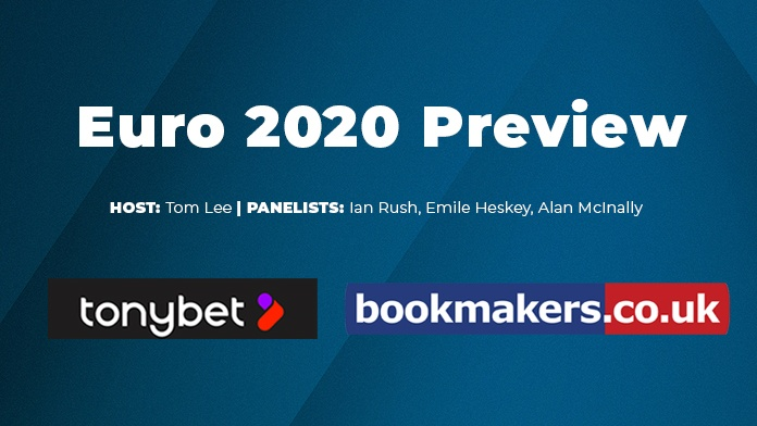 WATCH: EURO 2020 Preview ft. Heskey, Rush & McInally