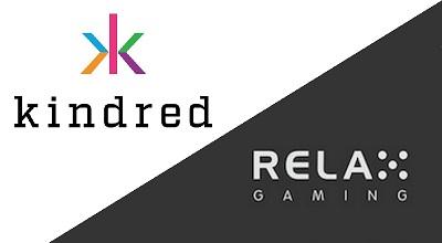 Kindred köper upp Relax Gaming
