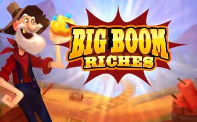 Big Boom Riches Online Slot