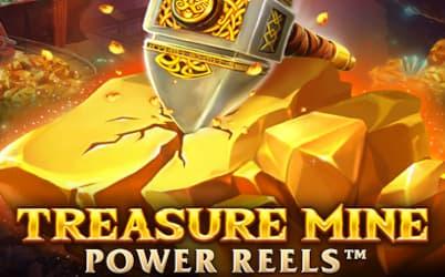 Treasure Mine Power Reels Online Pokie