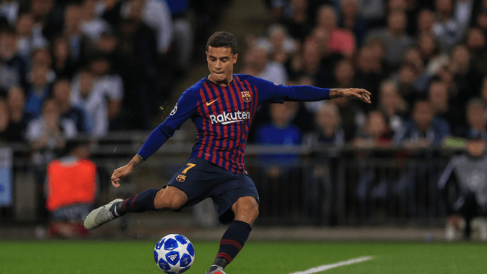 Philippe Coutinho Transfer News and Next Club Betting Odds