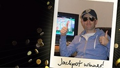 888 Punter Turns 25p into £973,400 With a Progressive Jackpot Win