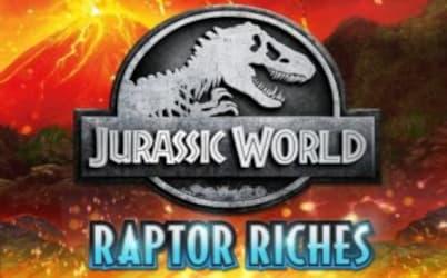 Jurassic World: Raptor Riches Online Slot