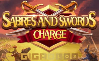 Sabres and Swords: Charge Gigablox Online Pokie