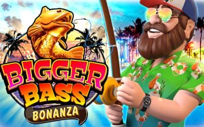 Bigger Bass Bonanza Online Slot