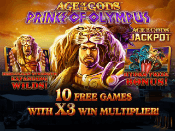 Age of the Gods: Prince of Olympus Screenshot 1