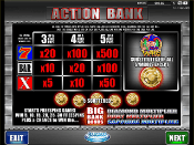 Action Bank Screenshot 4