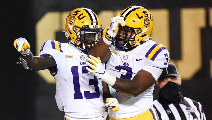 LSU, Caesars Entertainment Enter Into Sports Betting Deal
