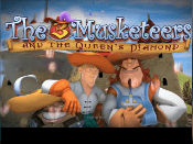 The Three Musketeers and the Queen's Diamond Screenshot 1