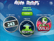 Alien Robots Screenshot 1
