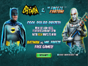 Batman and Mr. Freeze Fortune Screenshot 1