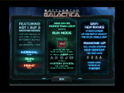 Battlestar Galactica Screenshot 1