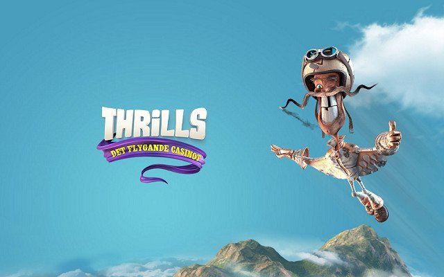 Thrills erbjuder djungeläventyr med fina casinobonusar