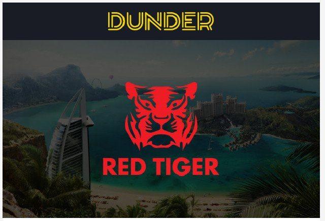 Röda tigrar lanserar nya spelautomater i svenska casinon