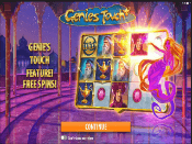 Genie's Touch Screenshot 1