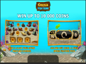 Golden Fish Tank Screenshot 1