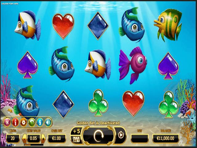 Golden Fish Tank Screenshot 2